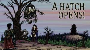 A Hatch Opens