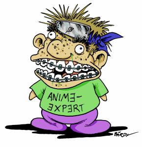 Narutard, Anime Expert